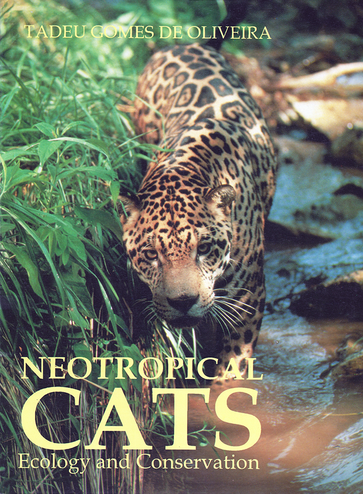 Neotropical Cats by TG de Oliveira (1994)