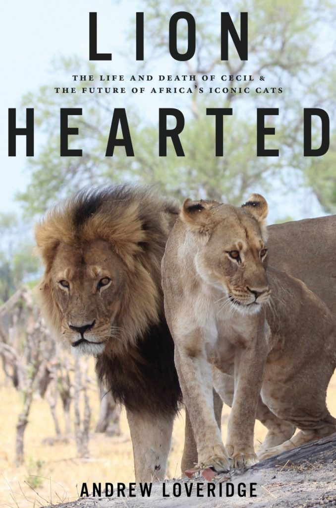 Lion Hearted: The Life and Death of Cecil