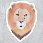 Gifts with Lion Theme