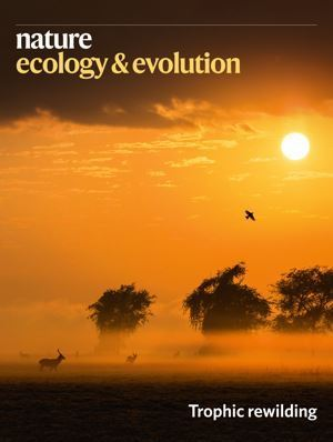 Nature Journal Ecology and Evolution
