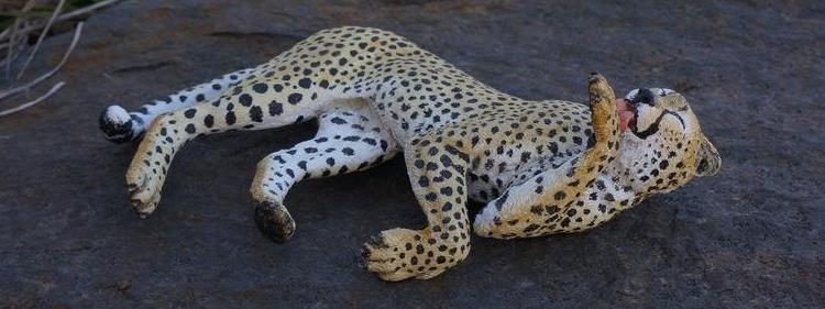 Cheetah Scultpture
