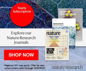 Nature Journal Promotion