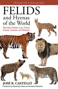 Book: Felids (wild cats) and Hyenas of the World